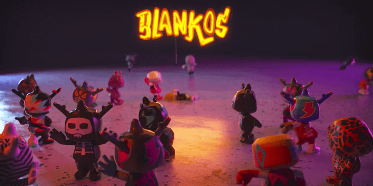 blockchain games blankos block party