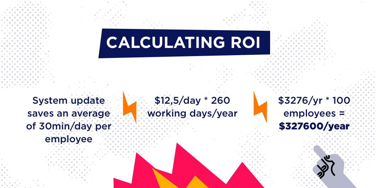 Calculating ROI slide 2