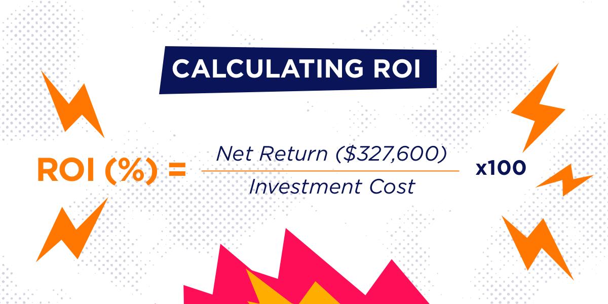 Calculating ROI slide 3