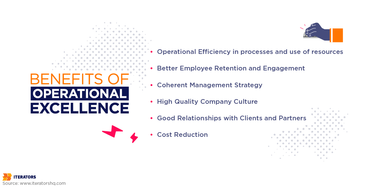 operational excellence benefits
