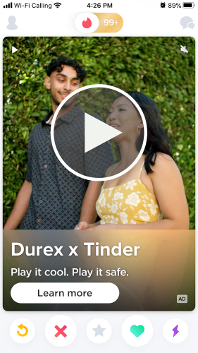 how does tinder make money native ad