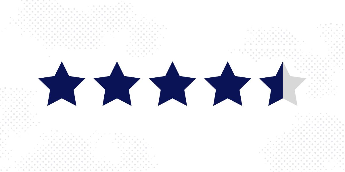 gig economy jobs rating stars