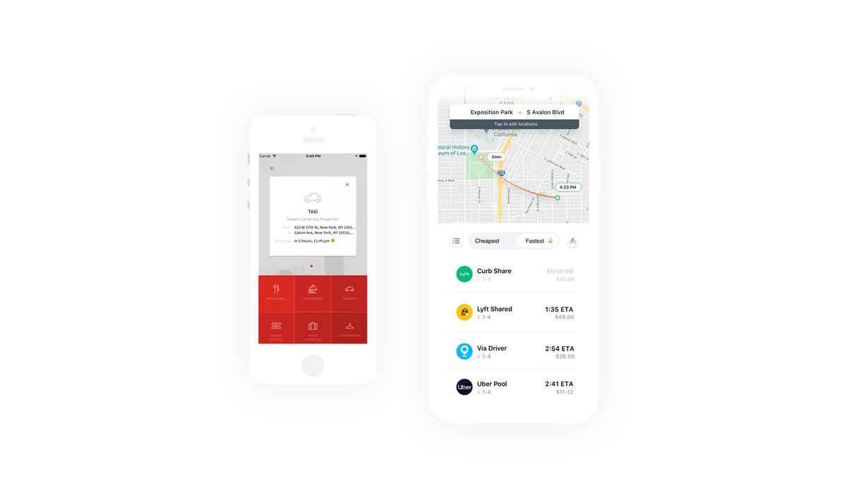 rideshare apps bellhop pivot and redesign