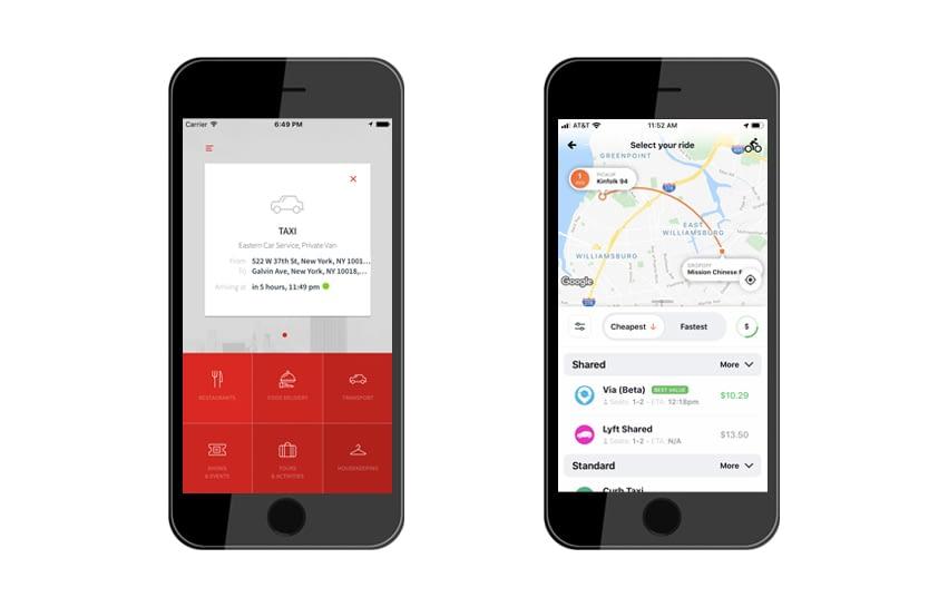 rideshare apps bellhop pivot